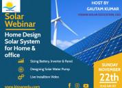 Solar training institute