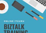 Biztalk training with job placements