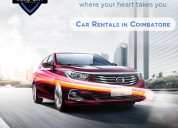 Car on rent in coimbatore