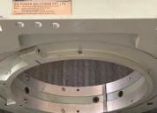 Crankshaft machining equipment, crankshaft repair