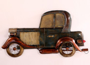 Check out metal wall art online at wooden street