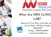 What are hrn clinical lab?