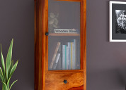 Buy wall cabinets online in india at wooden street
