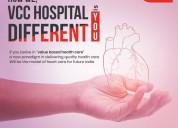 Best cardiology hospital in tirupati| vcc hospital
