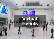 Virtual events platform