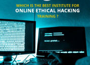 Which is the best institute for online ethical hac