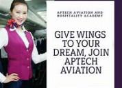 Aptech aviation academy noida sector 8