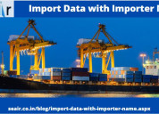 Import data with importer name