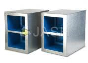 Hollow box parallels – jash metrology
