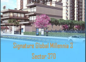 Signature global millennia 3 luxury flat in gurgao