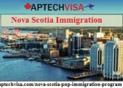 Nova scotia immigration