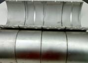 White metal bearing and babbitt white metal