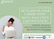 Data analytics course online