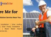 Find solar panel installation service near you