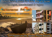 Hotel land available for sale at the best price