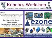 Robotics workshop for students
