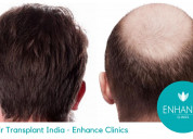 Quality & cost-effective hair transplant india