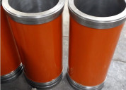 About marine engine cylinder liners