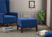 Get square shape ottomans in best price