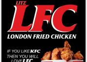 Lfc london fried chicken lambra