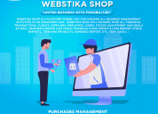 Webstika possibilities with united business