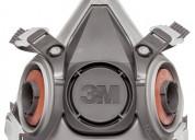 3m 6200 half face respirator shah sales corporatio
