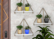Wall mounted planters for decorate