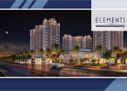Oro elements 2/3 bhk apartment jankipuram lucknow