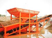Best sand screening machine manufacturers in india