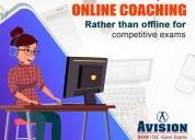 Best wbcs online coaching institute - avision