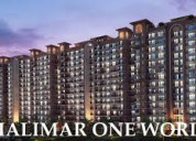Shalimar one world 2/3/4 bhk apartment in lucknow