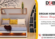 Exceptional interior design services in lahore