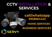 Hikvision cctv camera services in cuttack