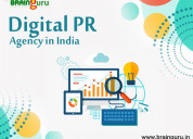 Digital pr agency in india