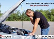 Car dent and paint service   car servicing centre