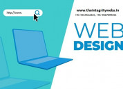 Website designing & development company in ghaziab