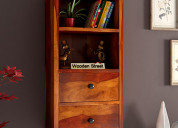 Best deals on wall cabinet online @ wooden street