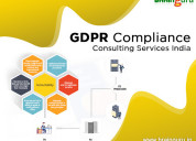 Gdpr compliance consulting services india