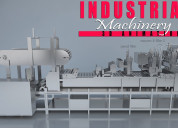 Industrial machine 3d animation studios in canada