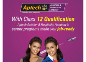 Aviation training institute in noida-aptech