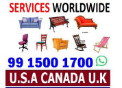 Sea courier shipping service jalandhar to uk usa