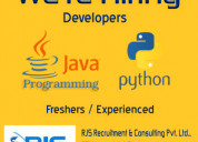 Java/j2ee developer required