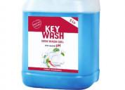 Keywash dish wash 5l | dish cleaning gel with neut