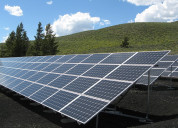 Best quality solar power plant in india