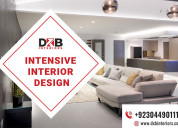 Amazing interior design company in lahore