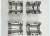 About white metal bearing and rebabbitting