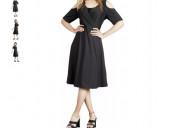 Shop black dress for ladies online at flipkart