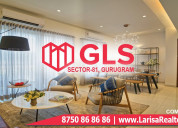 Gls sector 81 huda affordable housing in gurgaon