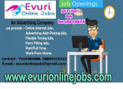 Part time / full time home based data entry jobs