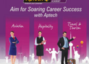 Best career course for 12th passouts at aptech
